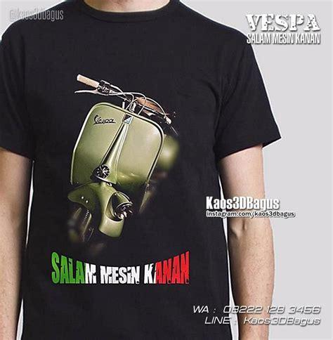 Kaos 3d Motorcycle 25 best ideas about gambar vespa on vespa