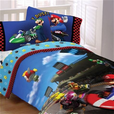 brothers bedding super mario bros bedding for kids by nintendo