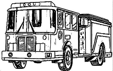 firetruck 25 transportation printable coloring pages trucks coloring pages coloringsuite com