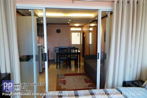 1 bedroom apartment for rent in pasig for rent resort type condominium in pasig