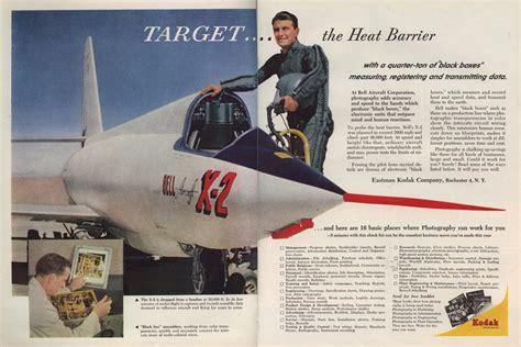 The Bell X-2 Starbuster | AirWingMedia.com X 2