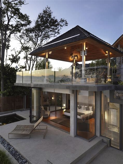 modern home design thailand world of architecture villa with contemporary asian