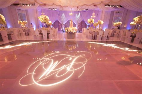 monogram wedding decorations amp ideas inside weddings