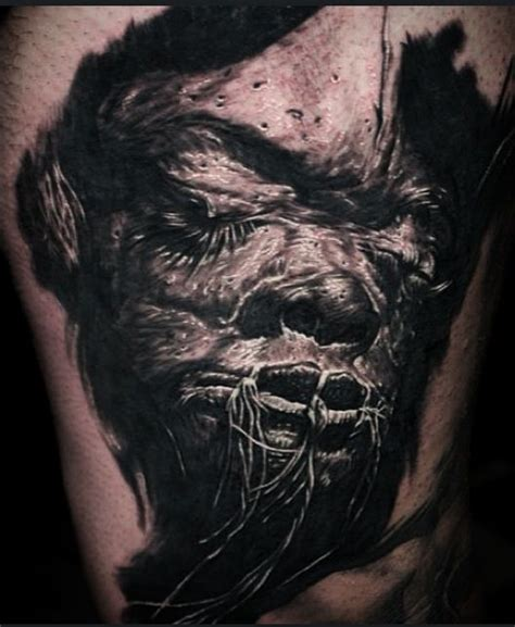 shrunken head tattoo best 25 shrunken ideas on