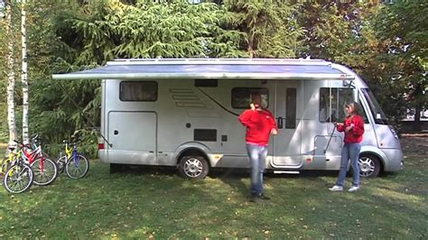fiamma awnings f45 fiamma f45 l awning youtube