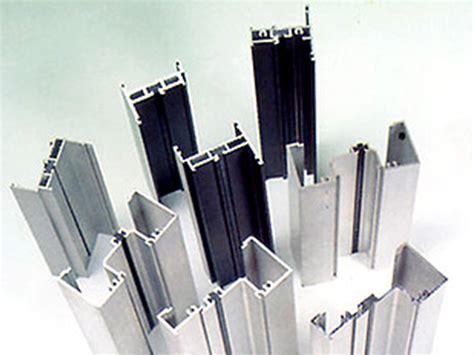 aluminium profile sections aluminum extrusion donjon recycling