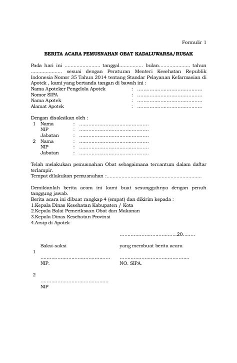 pmk no 35 ttg standar pelayanan kefarmasian di apotek