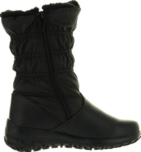 all weather boots s totes womens ruby winter all weather boots ebay