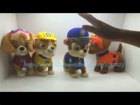 Electric Pets Paw Patrol walking barking paw patrol robot electronic pet toys