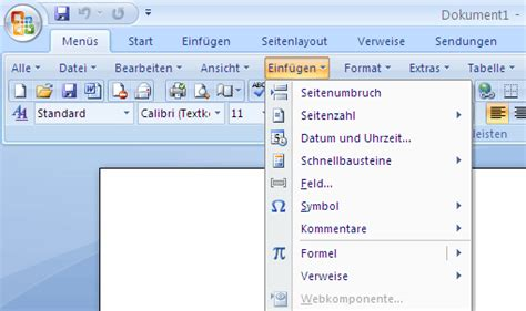 word web layout seitenlayout addintools menu and toolbar program classic menu for