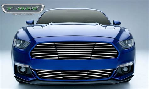 Grill Ford Laser ford mustang gt laser billet grille replacement with polished pt 6215300