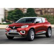 New Renault Kwid To Signal Tiny Breed Of Crossover  Auto