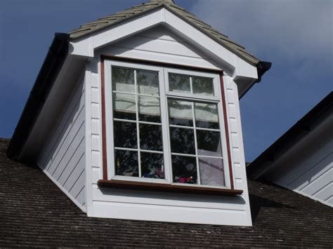Dormer Cladding dormer fascias soffits cladding barge boards and guttering