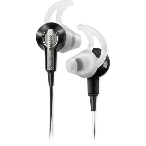 in ear best headphones bose ie2 in ear audio headphones 627476 0020 b h photo