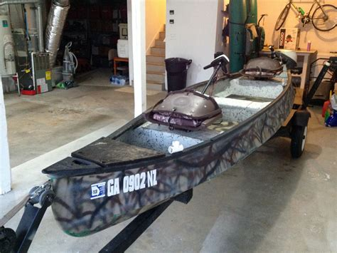 rebuilding a gheenoe complete step by step the - Jon Boat Vs Gheenoe
