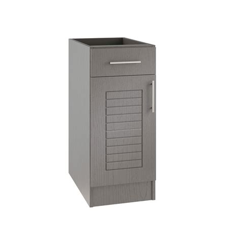 assembled 18x34 5x24 in base kitchen cabinet with 3 weatherstrong assembled 18x34 5x24 in key west open back