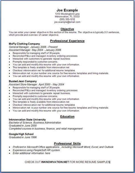 make a free cv make a free online resume as free resume template