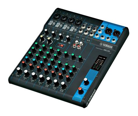 Mixer Audio 10 Channel yamaha sound mixer 32 channel seotoolnet