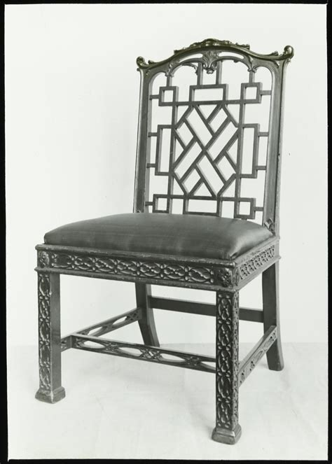 lantern  chinese chippendale chair victoria