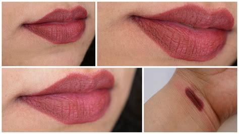 Lip Liner Nars nars endangered velvet matte lip pencil review