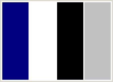 black grey white color scheme colorcombo3 colorcombos com black blue gray grey navy blue silver white dream house