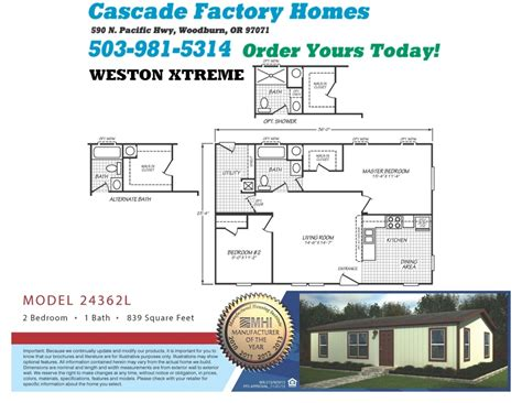 home design xtreme 24362l weston xtreme floor plan