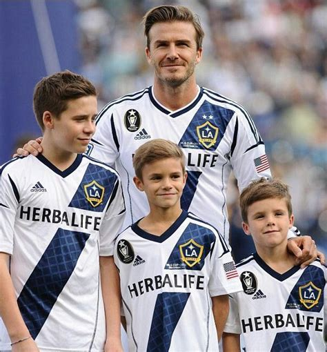 David And Beckham Moving To America by With Romeo And Beckham