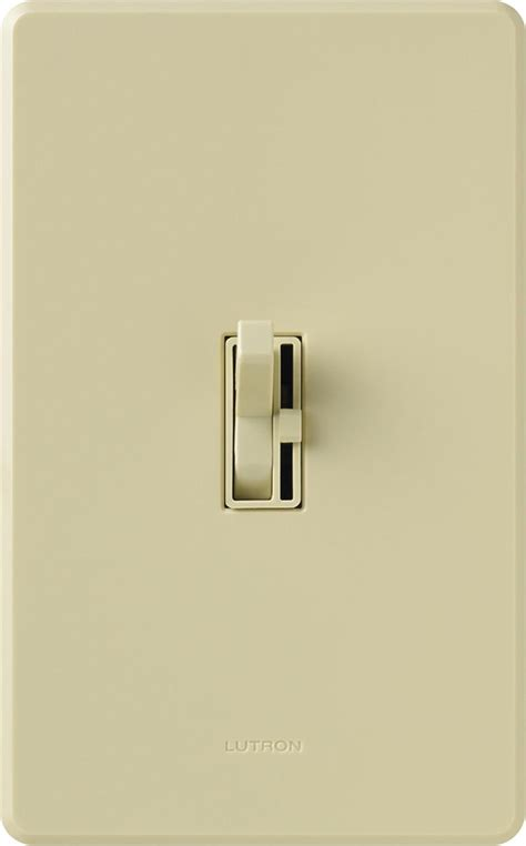 lutron dimmer light switches lutron aycl 153p iv ivory ariadni cl dimmable cfl or led