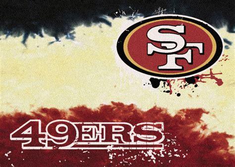 49ers rug national football league rugs nfl mats sports logo rugs