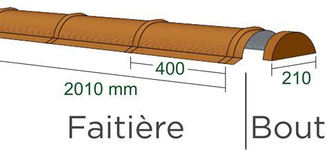 Prix Tuile Faitiere by Bout De Faiti 232 Re Panneau Tuile Achat En Ligne Ou Dans