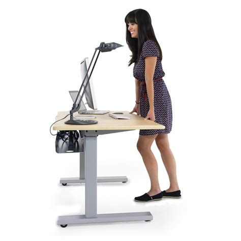 desk for standing while working standing while working the new and improved office trend
