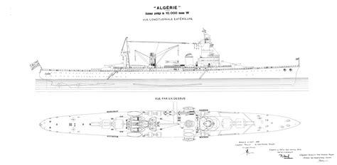 Sketches D Algerie by Heavy Cruiser Algeri 233 Page 2 Shipbucket