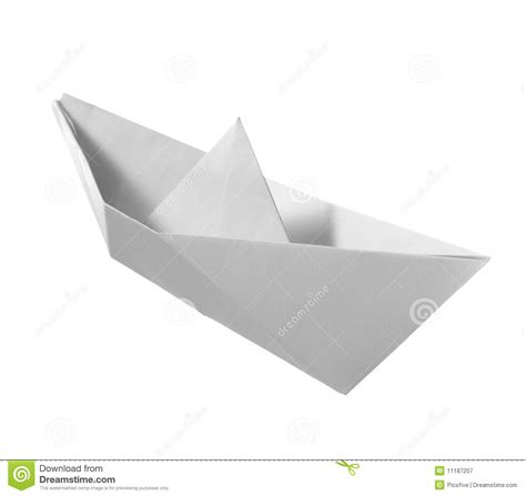 Paper Boats That Float - paper boat childhood float royalty free stock