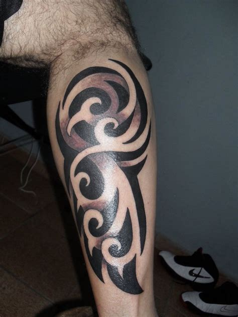 calf tattoos for men designs ideas and meaning tattoos