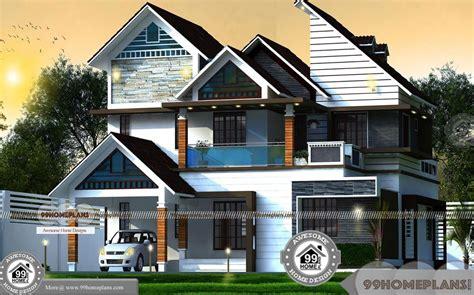 latest home plans  designs  kerala