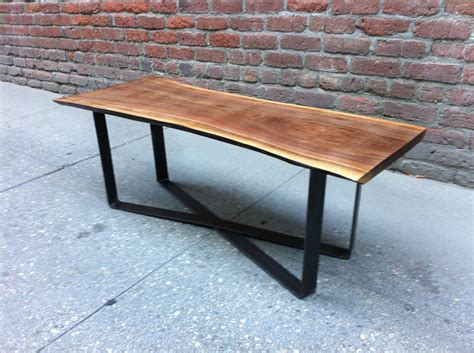 Sold Beautiful Black Walnut Live Edge Coffee Table With Live Edge Coffee Table