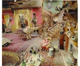 munsters house in color the family s living room was pink