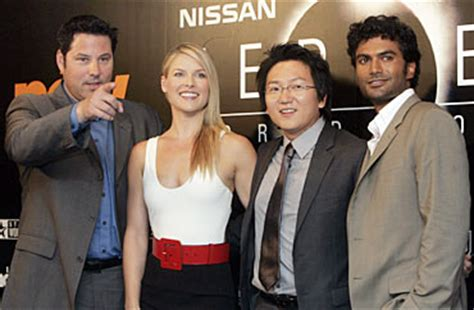 Ali An American Cast An American Comes Knocking Rediff