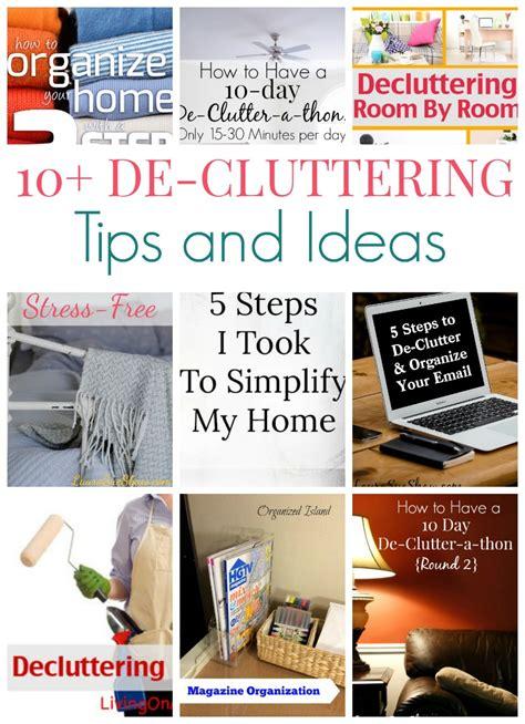 best 28 10 smart tips for decluttering 25 b 228 sta