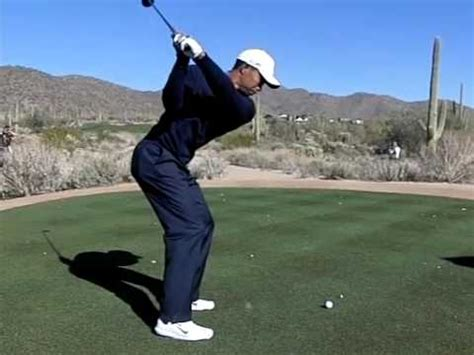 Tiger Woods Golf Swing 2013 Youtube