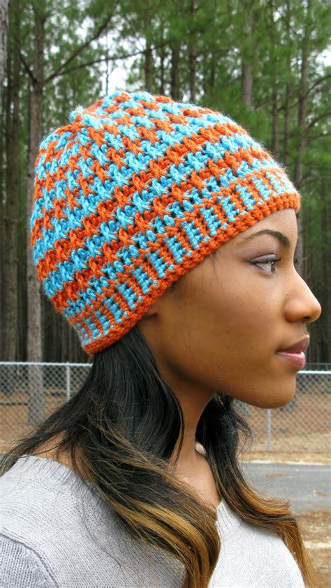 free pattern hat morning frost a free crochet hat pattern elk studio