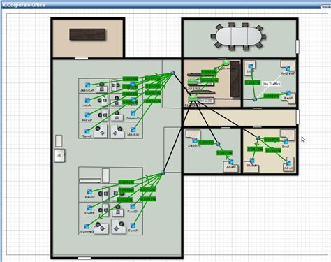 floor plan network design upgrade your network maps