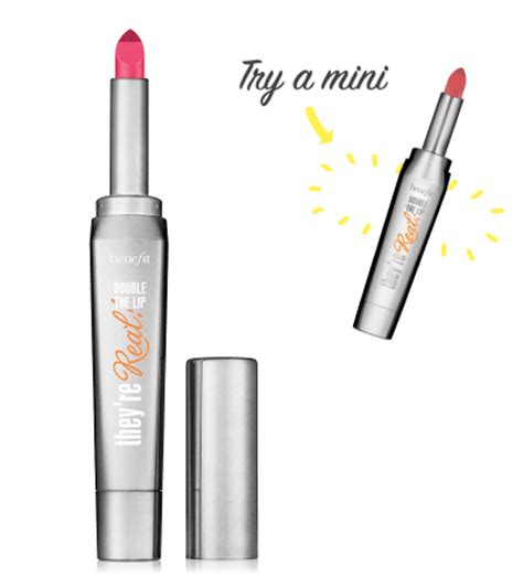 real big steal theyre real lengthening mascara duo they re real collection benefit cosmetics