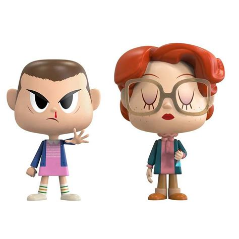 Funko Pop Things Eleven Barb Eccc Exclusive things funko pop eleven and barb vynl figure set