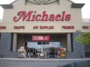 Craft Stores Michael S Passport To Free Crafts The Family