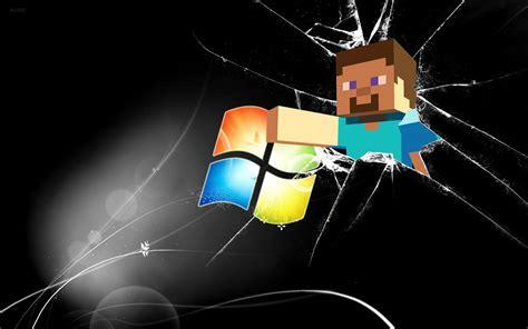 desktop themes minecraft computer minecraft wallpapers desktop backgrounds