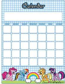 calendars 2 my little pony calendars free printable