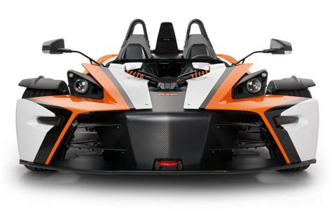Ktm Supercar The Ktm X Bow Supercar Gets A Windscreen And Roof