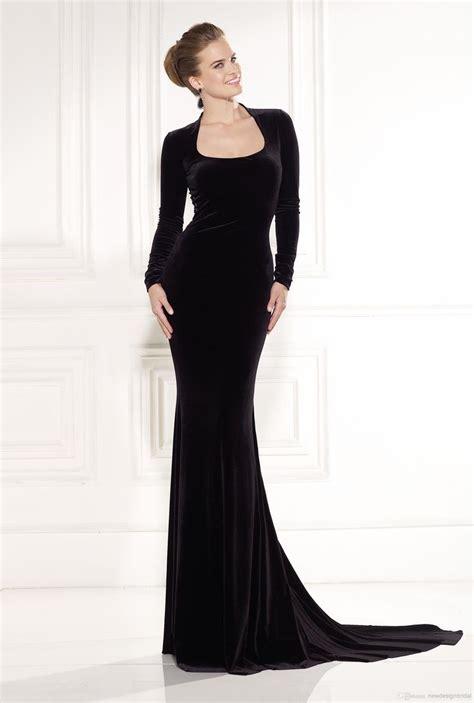 black prom dresses 2015 new arrival black tarik ediz prom dress 2015 long sleeves