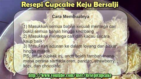 youtube membuat cup cake resepi cupcake keju bersalji cheese youtube